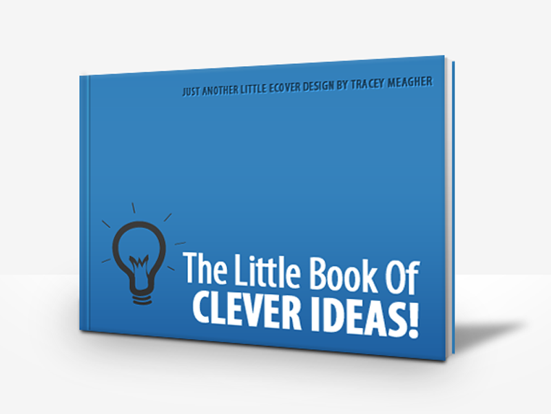 Cute Book Cover Mockups