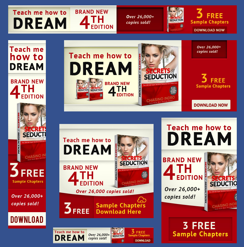 5 Banner Templates for Photoshop