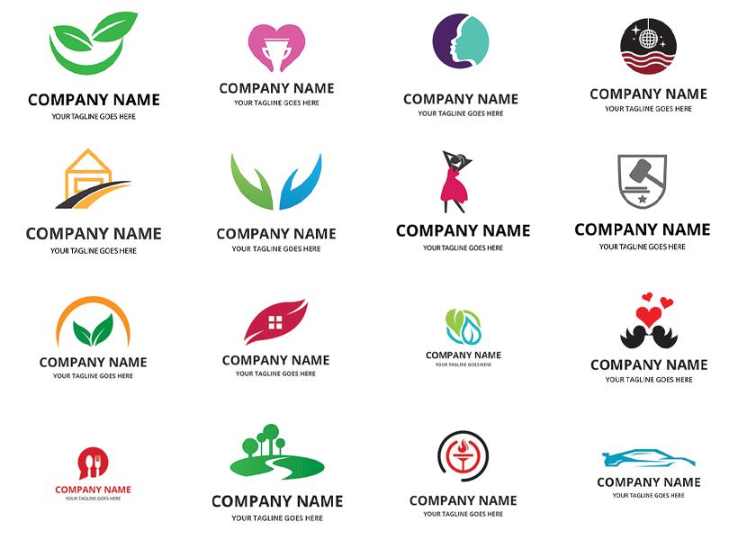 2000+ Logo Design Templates – Royalty Free