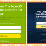Mobile Squeeze Pages