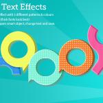 Playful Text Effect